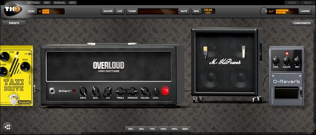 overloud th3 presets